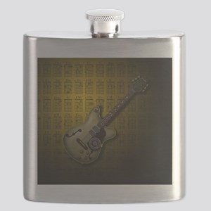 KuuMa Guitar 10 (Y) Flask
