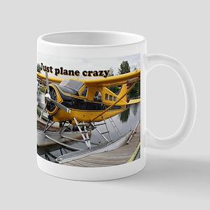 Just plane crazy: Beaver float plane, Alaska Mug