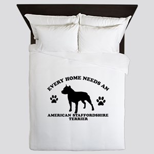 Every home needs an American Staffordshire Terrier