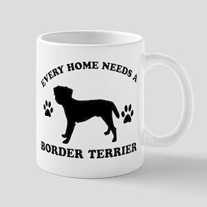 Every home needs a Border Terrier Mug