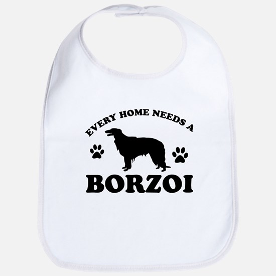 Every home needs a Borzoi Bib
