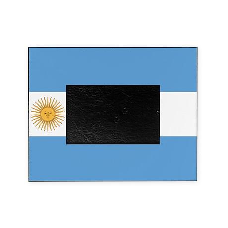 Argentina Flag Frame