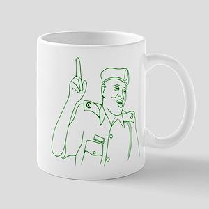 My Oga grn Mug