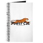 Power Cat Logo Journal