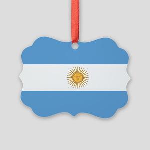 Argentina Flag Ornament