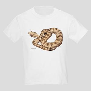 Sidewinder Snake Kids Light T-Shirt