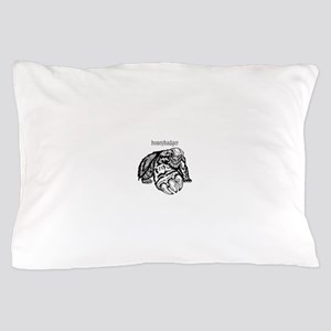 honeybadger claw Pillow Case
