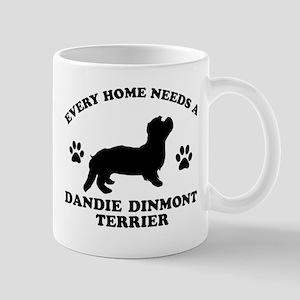Every home needs a Dandie Dinmont Terrier Mug