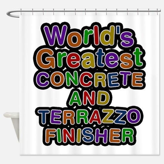 World's Greatest CONCRETE AND TERRAZZO FINISHER Sh