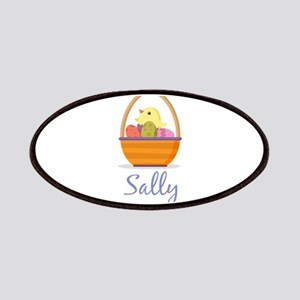 Easter Basket Sally Patches