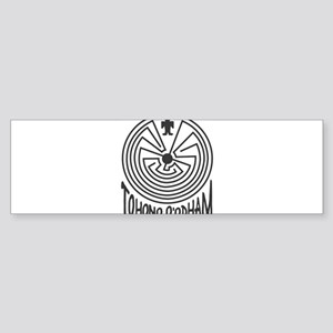 Tohono O'Odham Nation Bumper Sticker