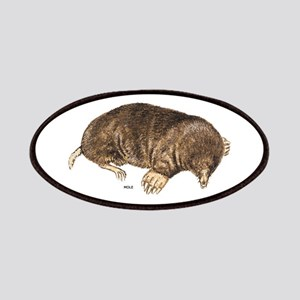 Mole Animal Patches
