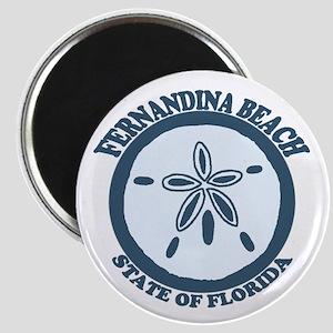 Fernandina Beach - Sand Dollar. Magnet