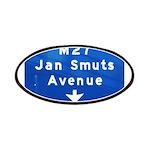 Jan Smuts Avenue Patches