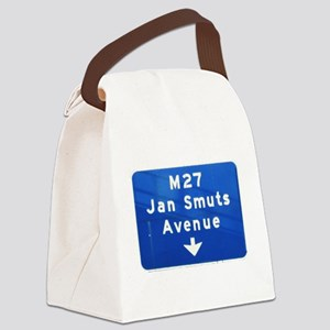 Jan Smuts Avenue Canvas Lunch Bag