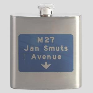 Jan Smuts Avenue Flask