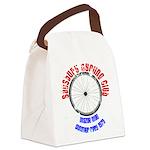 Salisbury Cycle Club Canvas Lunch Bag