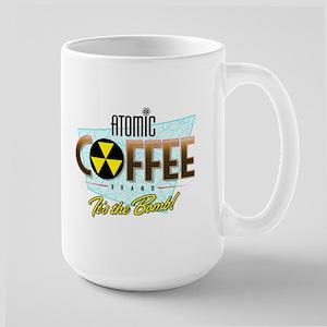 Atomic Coffee Large Mug