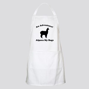 An Adventure? Alpaca My Bags Apron