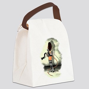 Bullwhip Mistress Canvas Lunch Bag