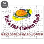 Vusis Hot Chicken Puzzle
