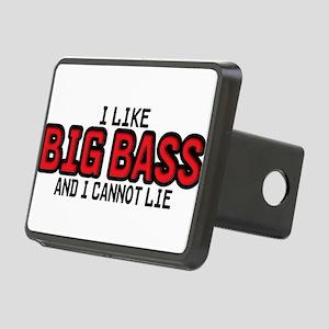I Like Big Bass Hitch Cover