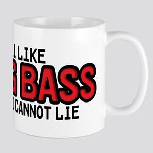 I Like Big Bass Mug
