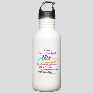 Fruits of the Spirit Stainless Water Bottle 1.0L