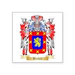 Benditt Square Sticker 3