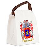 Benditt Canvas Lunch Bag