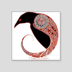 Morrigan Oval Sticker
