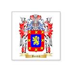 Bendik Square Sticker 3