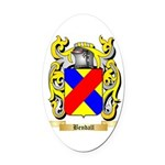 Bendall Oval Car Magnet