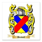 Bendall Square Car Magnet 3