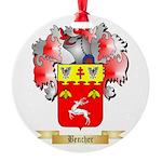 Bencher Round Ornament