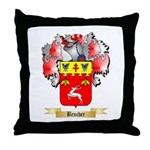 Bencher Throw Pillow