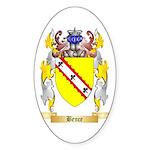 Bence Sticker (Oval 50 pk)