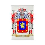 Benazat Rectangle Magnet (100 pack)