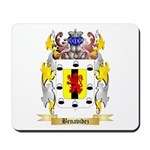 Benavidez Mousepad