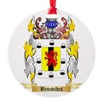Benavides Round Ornament