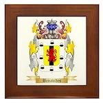 Benavides Framed Tile