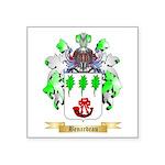 Benardeau Square Sticker 3