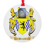 Benard Round Ornament