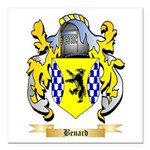 Benard Square Car Magnet 3