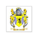 Benard Square Sticker 3