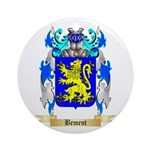 Bement Ornament (Round)