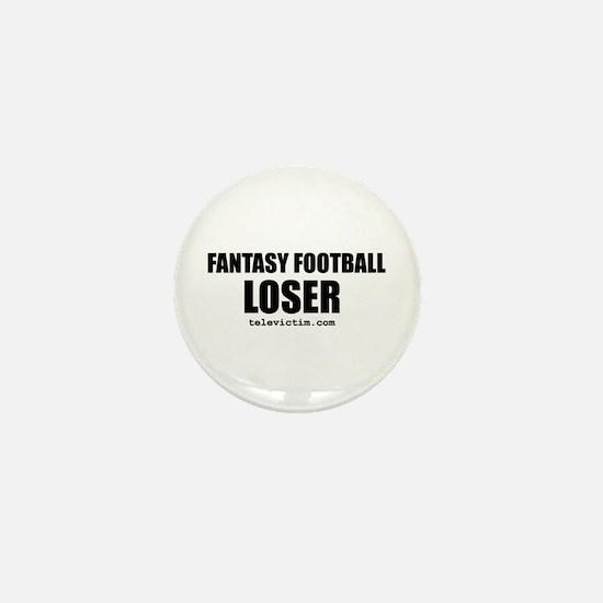 """""""LOSER"""" Mini Button"""