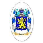 Beman Sticker (Oval)