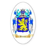 Beman Sticker (Oval 10 pk)