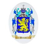 Beman Ornament (Oval)
